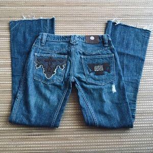 Antik Denim western design jeans size 26